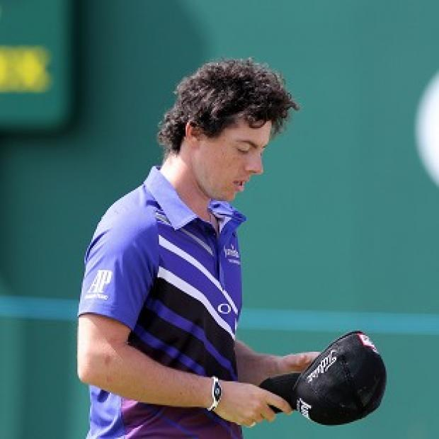 Rory McIlroy still has an outside chance of making the semi-finals of the Turkish Airlines World Golf Final