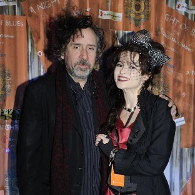 Tim Burton and Helena Bonham Carter have worked together on several films