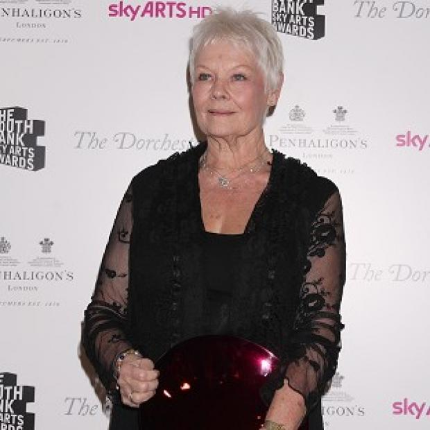 Dame Judi Dench is not afraid to stand up to Daniel Craig