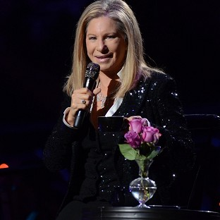 Barbra Streisand performed at the Barclays Centre in the Brooklyn borough of New York