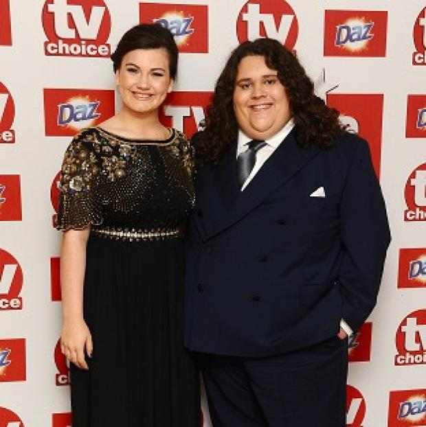 Jonathan and Charlotte are urging other people to audition for Britain's Got Talent