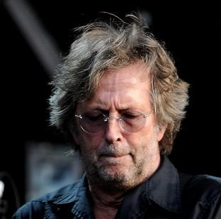 Eric Clapton's Gerhard Richter painting sold for more than 21 million pounds at an auction