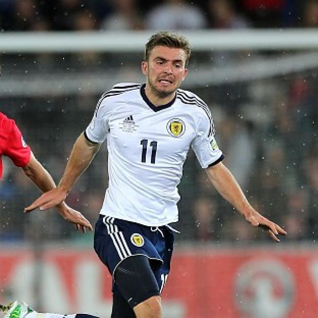 James Morrison insists Scotland need to regroup quickly for the Belgium game
