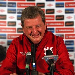 Roy Hodgson's England dominated all aspects of their match against San Marino