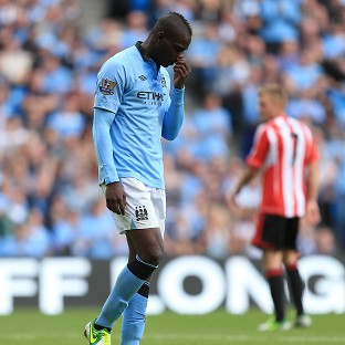 Mario Balotelli, pictured, is not a good role model according to Brian Marwood