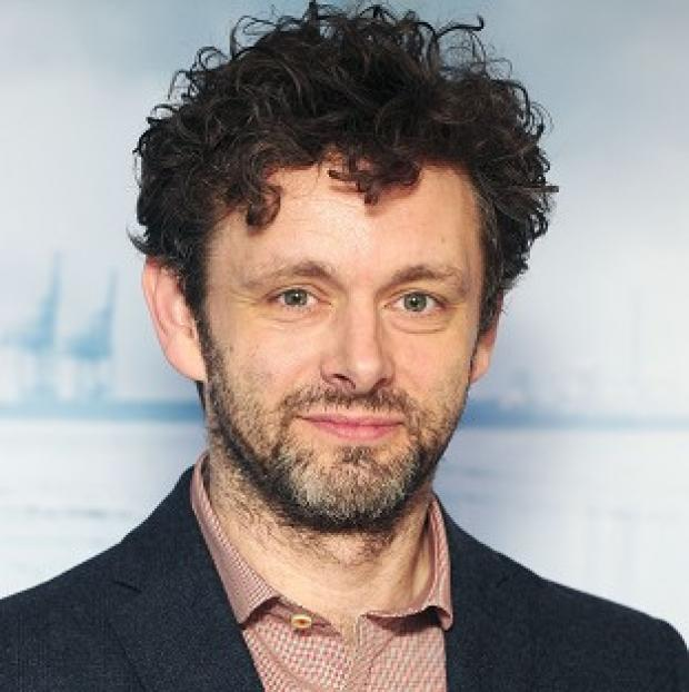 Michael Sheen was given an honorary degree by Swansea University while in New York