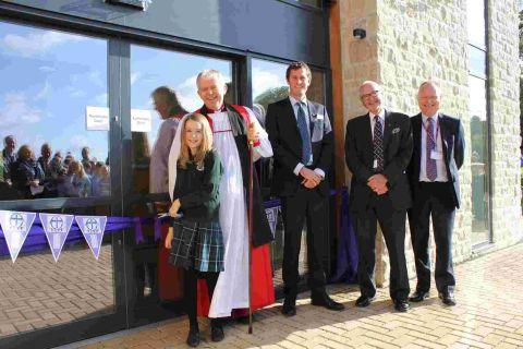 Diocese education centre opens in Wilton