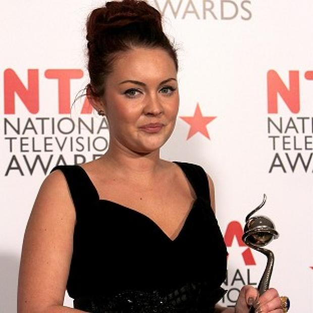 Lacey Turner will star as a soldier in a new BBC drama