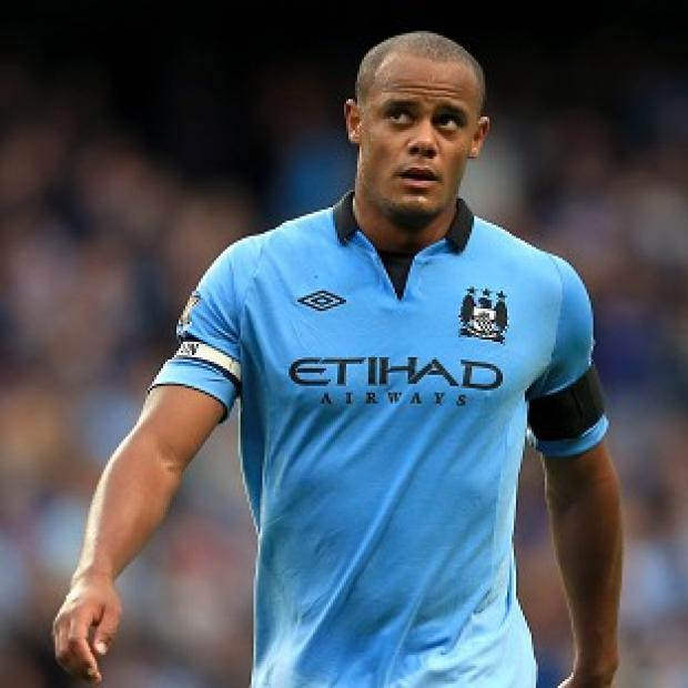 Vincent Kompany insists Manchester City are on track