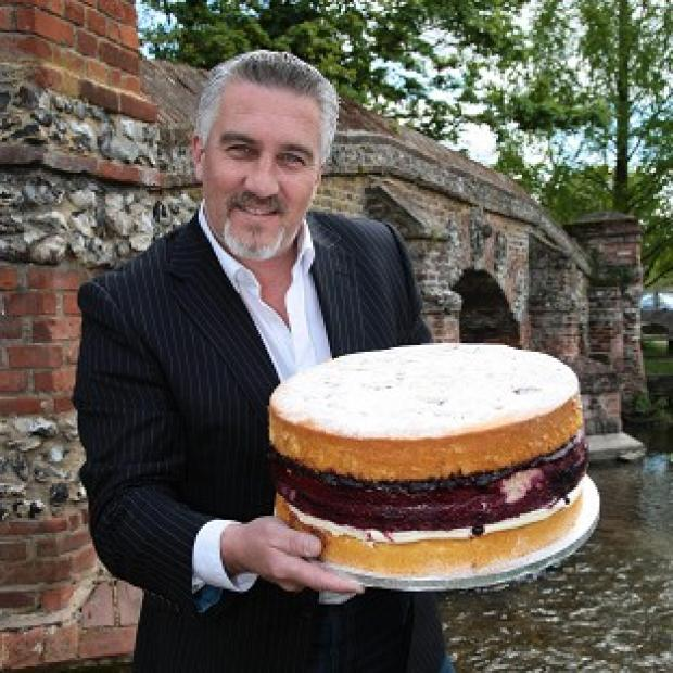Paul Hollywood is one of the stars of Great British Bake Off