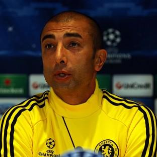 Roberto Di Matteo is keen to put the record straight when they host Shakhtar in a fortnight