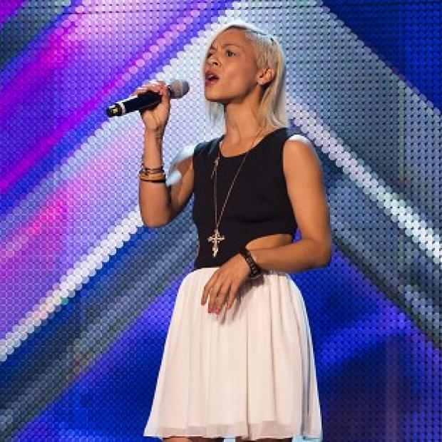 Jade Ellis is the latest act to leave The X Factor