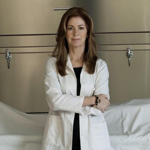 Dana Delany said she's thrilled that roles keep coming her way