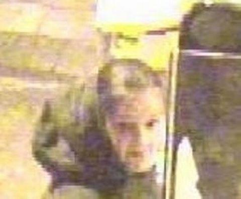 Salisbury Journal: CCTV image issued by police