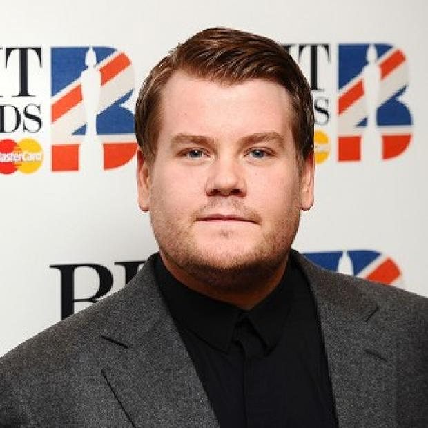 James Corden has landed a role in a Father Christmas film