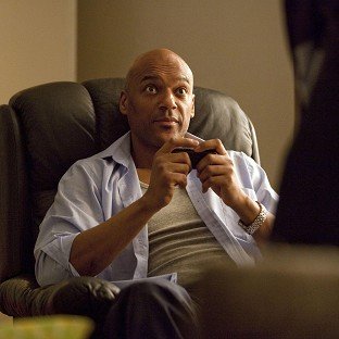 Colin Salmon is proud to play a father in Some Girls