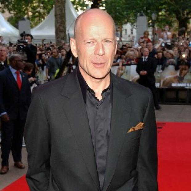 Salisbury Journal: Movie fans trust Bruce Willis to save them from an apocalypse