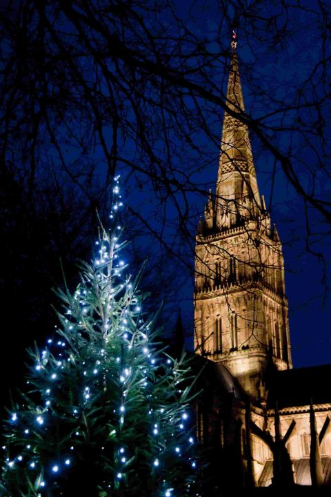 Christmas brought to life at Salisbury Cathedral