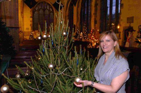 Christmas Tree Festival at St Thomas's