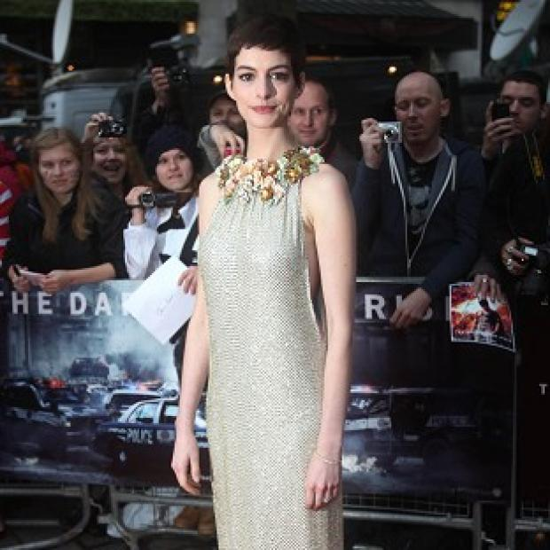 Anne Hathaway was prepared to chop off her hair for Les Miserables