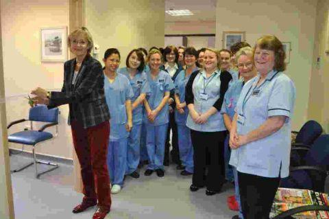 Patients to benefit from hospital improvements