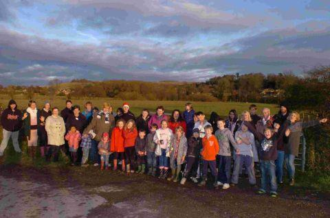 Young carers enjoy farm break
