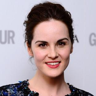 Downton Abbey star Michelle Dockery has been nominated for a Golden Globe