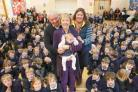 Broad Chalke bids farewell to much-loved teachers