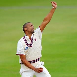 Ex-Somerset seamer Vernon Philander dismantled New Zealand's batting line-up