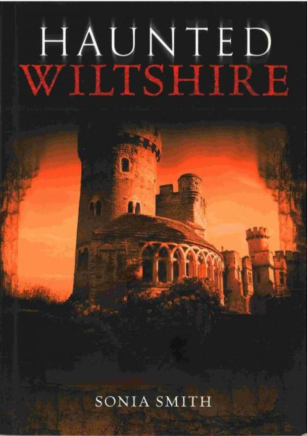 Book explores haunted Wiltshire