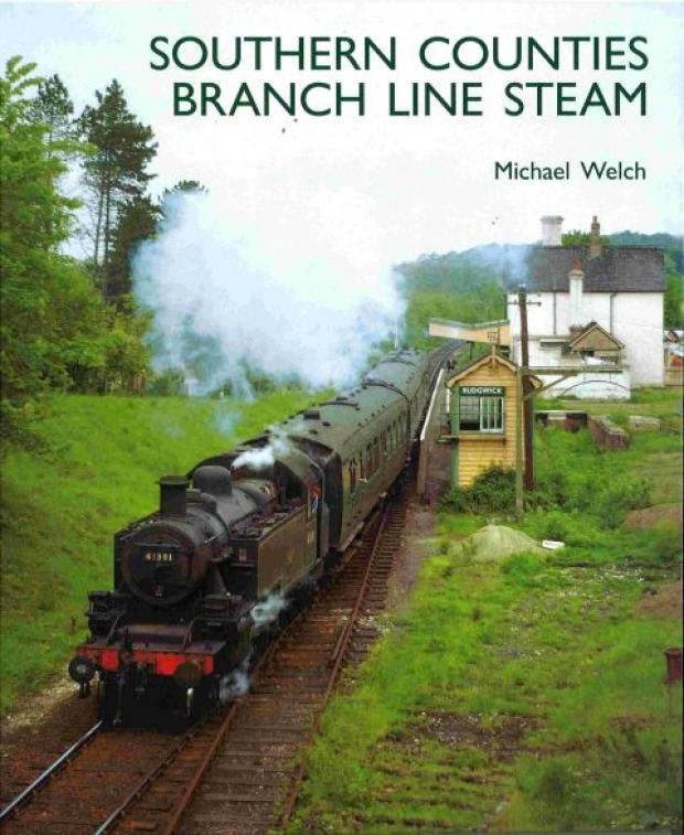 Southern railways explored in new book
