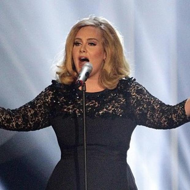 Adele's 21 was the top-selling album in the US in both 2011 and 2012