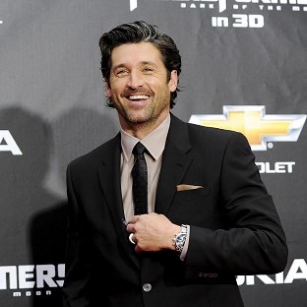 Patrick Dempsey's company, Global Baristas LLC, made the winning bid for Tully's Coffee (AP/Evan Agostini)