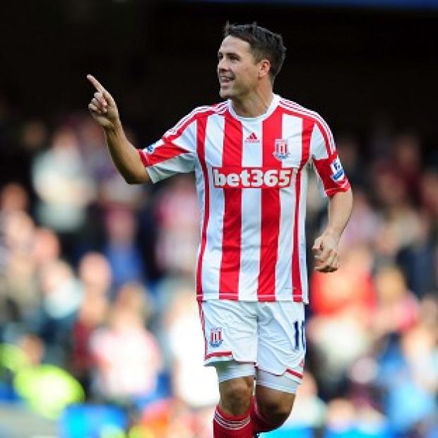 Michael Owen is currently playing for Stoke on a one-year deal