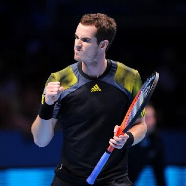 Andy Murray, pictured, is cautiously optimistic about his final against Grigor Dimitrov