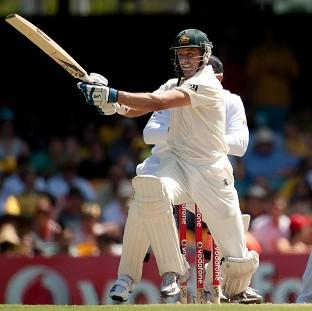 Australia defeated Sri Lanka by five wickets as Michael Hussey bowed out of Test cricket on a high