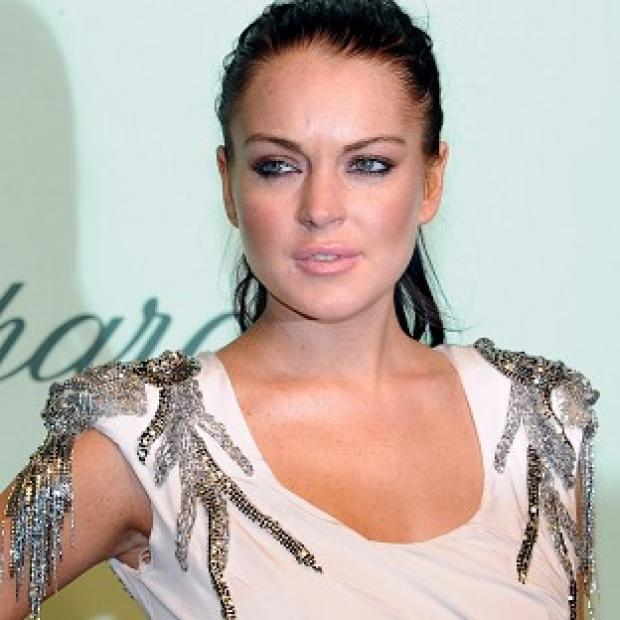 Lindsay Lohan was involved in an incident at a New York club in November last year