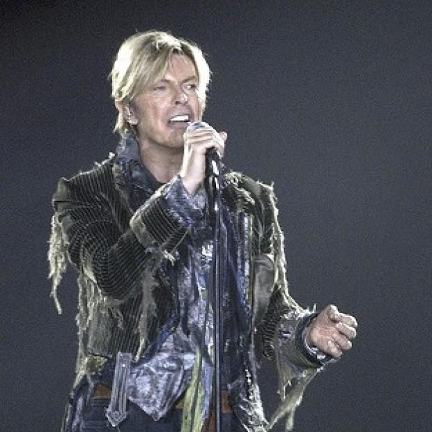 David Bowie has released a single and will follow it with an album