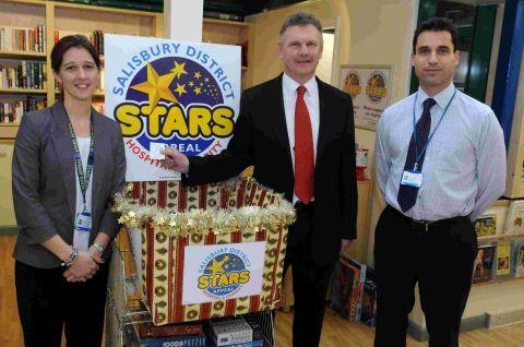 Winner of Stars Appeal car raffle announced