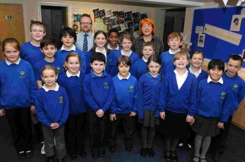 Good Ofsted for Durrington Junior