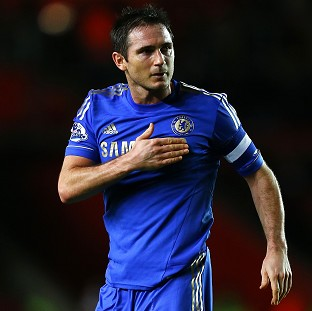 Long-serving midfielder Frank Lampard's future remains a big talking point for Chelsea