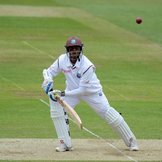 Shivnarine Chanderpaul is currently ranked as the number two Test batsman