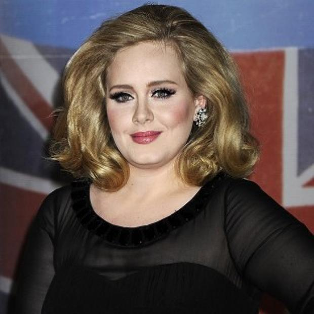 Adele is nominated for original song for the James Bond theme Skyfall (AP)