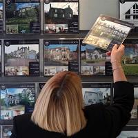 A report found the value of homes across the UK has reached almost six trillion pounds