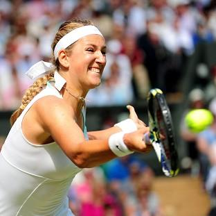 Defending champion Victoria Azarenka, pictured, faces Monica Niculescu in the Australian Open first round