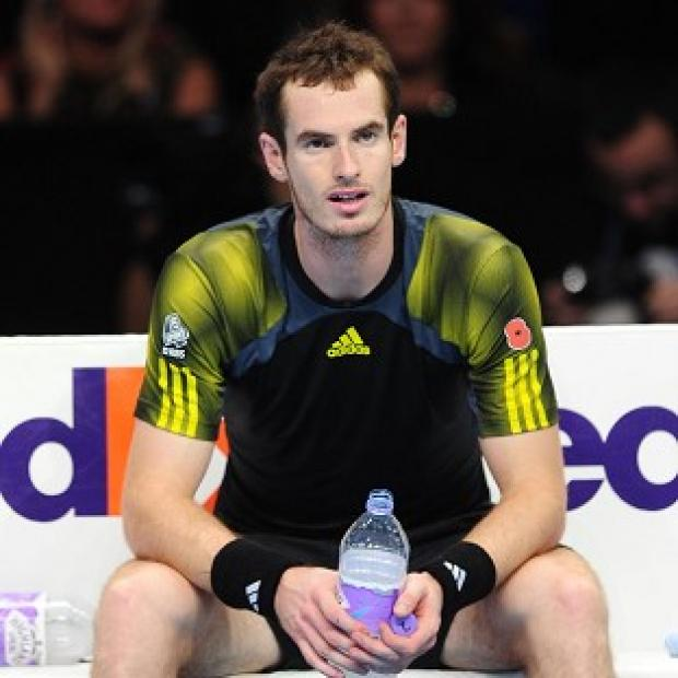 Andy Murray, pictured, faces Robin Haase in the first round in Melbourne