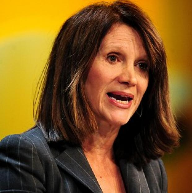 Lynne Featherstone has called on the Observer to sack columnist Julie Burchill