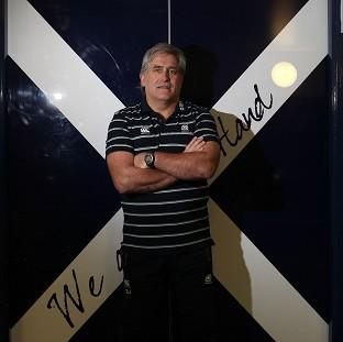 Scott Johnson has drafted in 10 uncapped players for a Scotland training camp