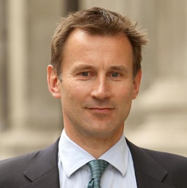 Health Secretary Jeremy Hunt said the country should be 'ashamed' that so many people were being denied dementia treatment