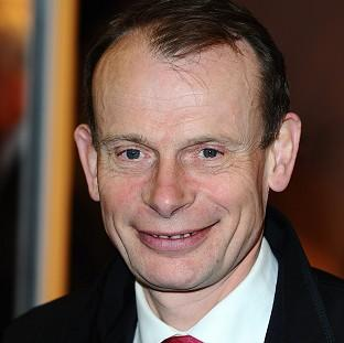 Andrew Marr is recovering from a stroke
